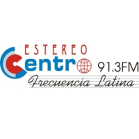 Logo de la radio Estereo Centro 91.3 FM