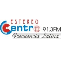 Logo of radio station Estereo Centro 91.3 FM