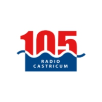 Logo of radio station Castricum 105
