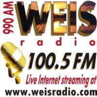 Logo de la radio WEIS 990