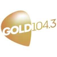 Logo of radio station Gold 104.3 Melbourne