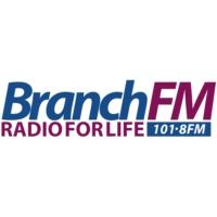 Logo of radio station Branch FM