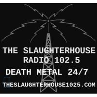 Logo of radio station The Slaughterhouse 102.5