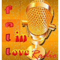 Logo of radio station Fall in Love Radio