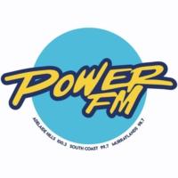 Logo of radio station Power FM SA