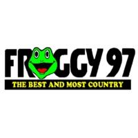 Logo de la radio WFRY-FM Froggy 97