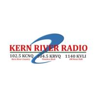 Logo of radio station KVLI Newstalk 1140