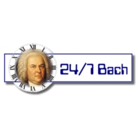 Logo of radio station Global Bach Community