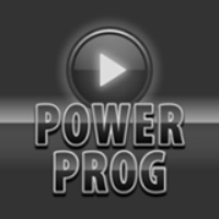 Logo of radio station Power Prog Radio - The Main Channel