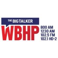 Logo of radio station WBHP 800 & 1230