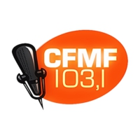 Logo of radio station CFMF 103.1 FM