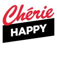 Logo of radio station Chérie Happy