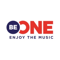 Logo of radio station BE ONE