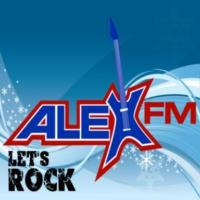 Logo de la radio AlexFM Radiostation