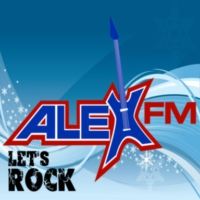 Logo of radio station AlexFM Radiostation