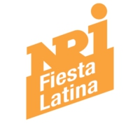 Logo of radio station NRJ Fiesta Latina