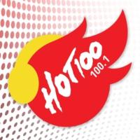 Logo of radio station Hot100