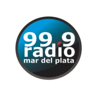 Logo of radio station FM 99.9 Mar del Plata