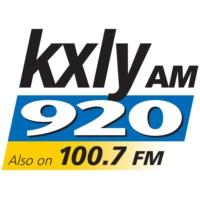 Logo of radio station KXLY News Radio 920