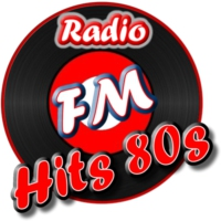 Logo of radio station FMHits80s