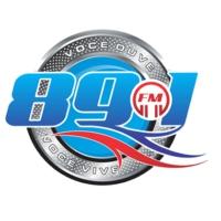 Logo of radio station Rádio 89 FM