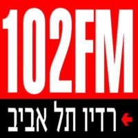 Logo of radio station 102fm רדיו תל אביב