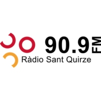 Logo de la radio Ràdio Sant Quirze
