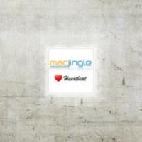 Logo de la radio MacJingle Heartbeat