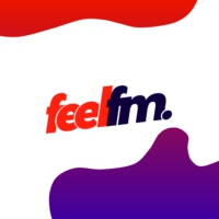 Logo of radio station Feel FM