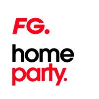 Logo de la radio FG HOME PARTY