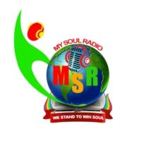 Logo of radio station My Soul Radio