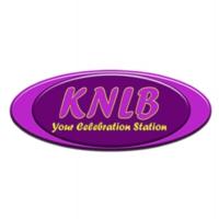 Logo of radio station KNLB Christian Radio