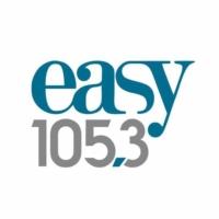 Logo of radio station EASY 105.3