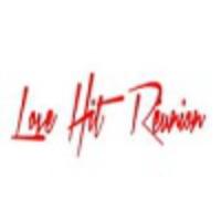 Logo of radio station Love Hit Reunion FM