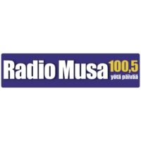 Logo of radio station Radio Musa
