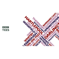Logo of radio station BBC Radio Tees