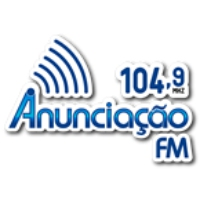 Logo of radio station Radio Anunciacao FM