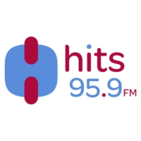 Logo of radio station XHGTO Hits 95.9 FM