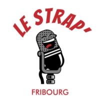 Logo de la radio Le Strap' - La radio