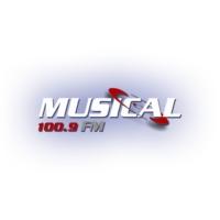 Logo of radio station Musical