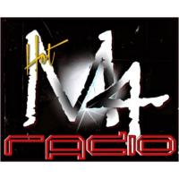 Logo of radio station HotM4Radio