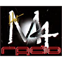 Logo of radio station HotM4Radio