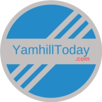 Logo de la radio Yamhill Today