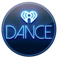 Logo of radio station iHeartRadio Dance