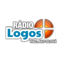Logo of radio station Rádio Logos