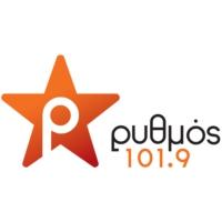 Logo of radio station Rythmós 101.9 - Ρυθμός 101.9