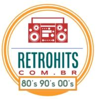 Logo of radio station RetroHits Brasil