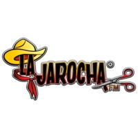 Logo of radio station La Jarocha FM