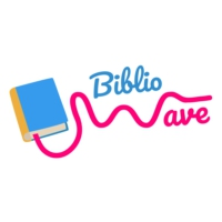Logo of radio station BiblioWave