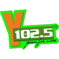 Logo of radio station Y102.5FM